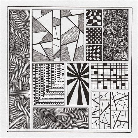 zentangle pattern squares 137 best images about zentangles on pinterest collage