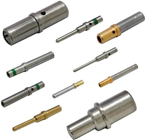 electrical ends contacts connectors electrical