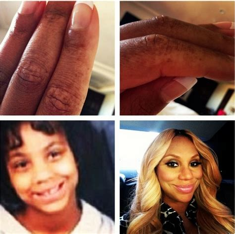 tamar braxton wrist tattoo tamar braxton explains away skin bleaching rumors with
