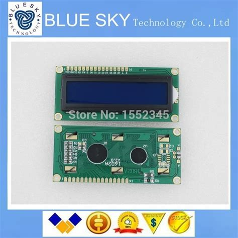 Lcd 16x2 Blue Backlight Biru 93 best optoelectronic displays images on