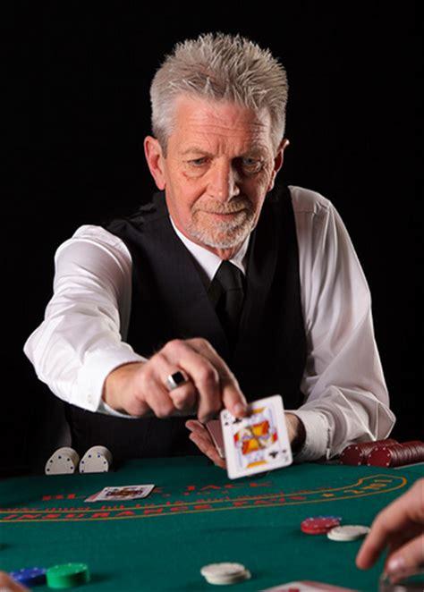 how to be a dealer blackjack dealer sle flickr photo
