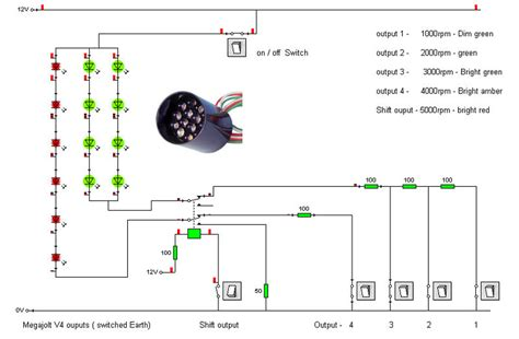 gizzmo shift light wiring diagram 33 wiring diagram