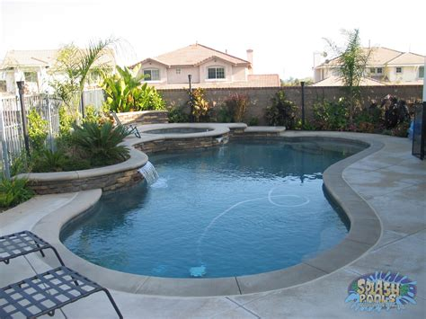 simple pool designs inground pool ontario splash pools and construction