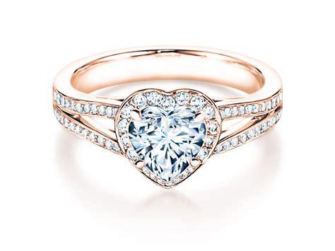 Verlobungsring Gold Diamant verlobungsringe rosegold diamant
