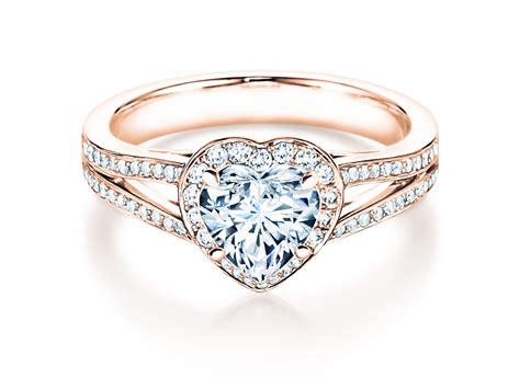 Verlobungsringe Diamant by Verlobungsringe Rosegold Diamant