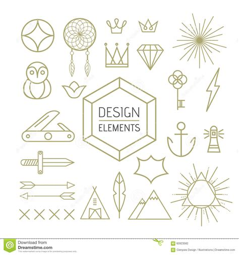 design elements set shapes design elements www imgkid com the image kid