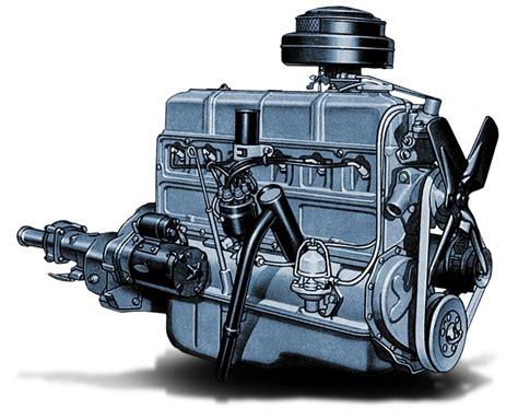 chevy 235 6 cylinder engines car interior design