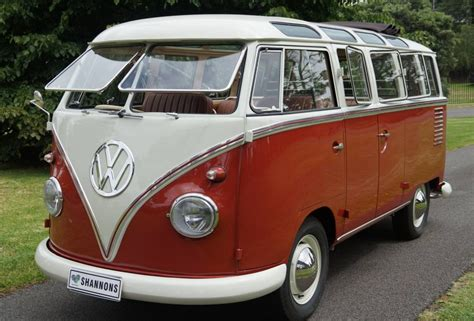 1960 Volkswagen Samba Bus Could Break Auction Records