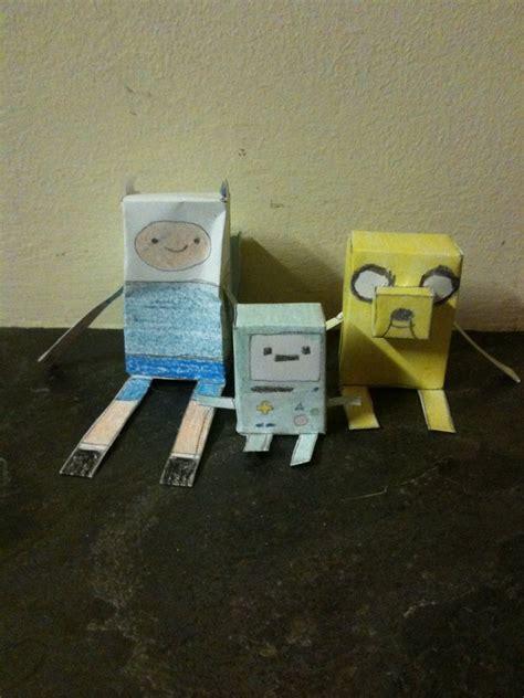 Adventure Time Paper Crafts - adventure time papercraft by yumjum on deviantart