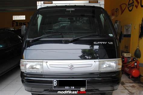 Lu Depan Mobil Suzuki Futura dijual mobil suzuki carry futura 1 5 box mt 2008
