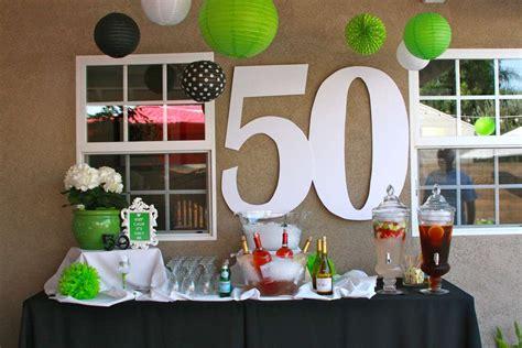Ideas For 50th Birthday Decorations by 50th Birthday Ideas