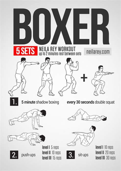 19 best images about tips for boxing on step