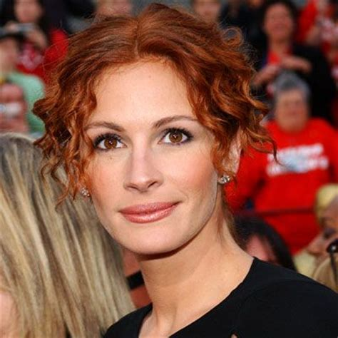 julia roberts red hair 17 best images about newhair on pinterest