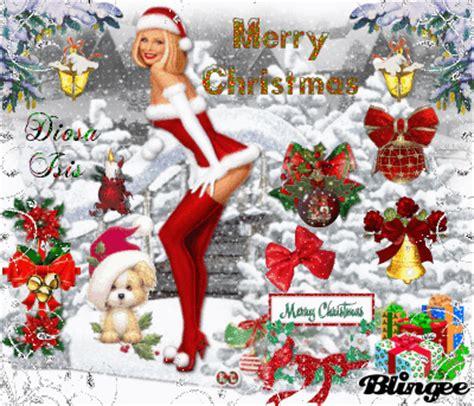 Imagenes Feliz Navidad Sexi | sexi navidad picture 78586967 blingee com