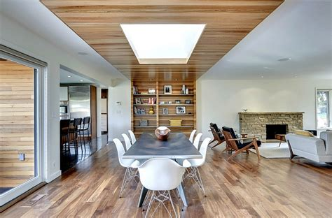 Luxury Kitchen Design Ideas by 27 Dining Rooms With Skylights That Steal The Show