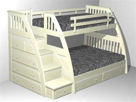 bunk bed stairway stairway bunk bed 28 images white stairway bunk bed