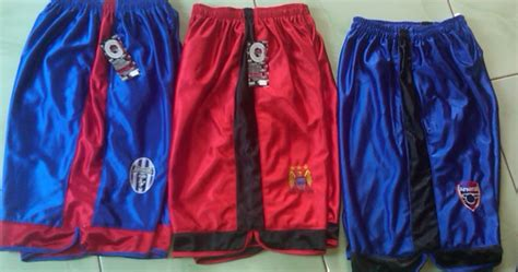 Celana Pendek Bahan Paragon grosir celana celana futsal bahan paragon warna
