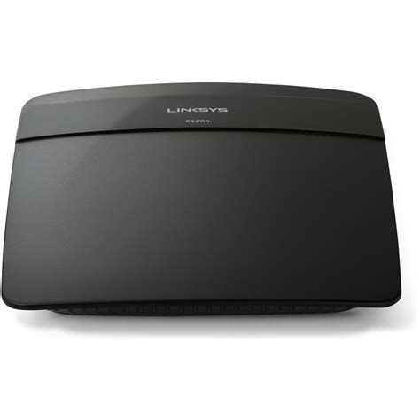 Router Linksys E1200 Linksys E1200 Wireless N Router E1200 Np B H Photo