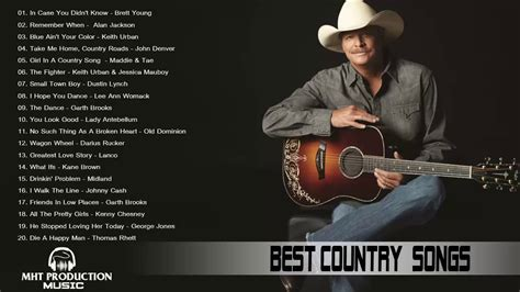 Best Country Songs 2018 Playlist   Most Popular Country