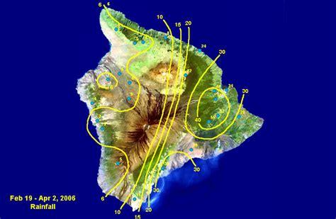 hawaii wind pattern unprecedented extended wet period across hawaii