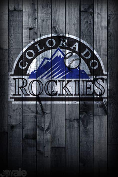 Colorado Rockies Logo Iphone All Hp Colorado Rockies I Phone Wallpaper A Unique Mlb Pro Team