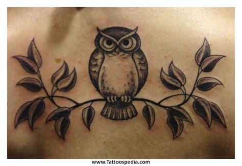 owl tattoo henna tony baxter