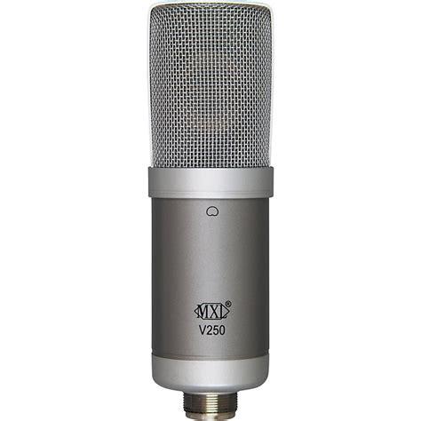 condenser microphone mxl v250 condenser microphone musician s friend