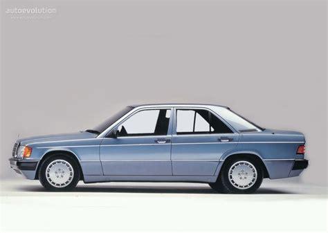 MERCEDES BENZ 190 (W201) specs   1982, 1983, 1984, 1985