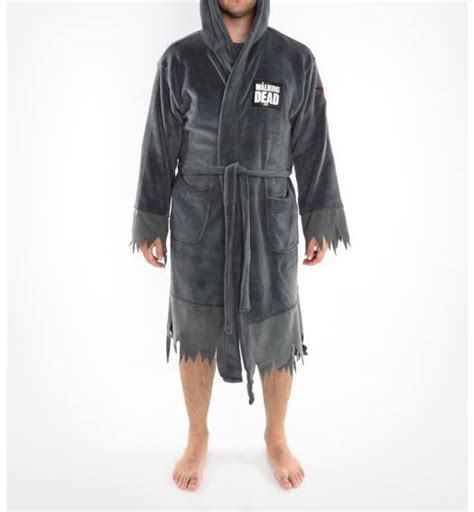 walking dead bathroom the walking dead hooded bath robe walkingdeadgifts com