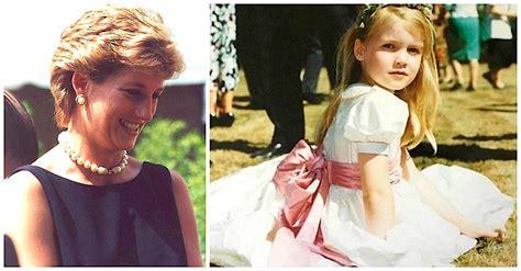 princess diana look like princess diana s niece looks exactly like her