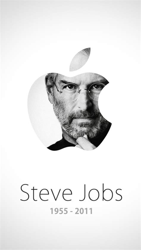 wallpaper apple steve jobs 5 best apple logo wallpapes for iphone 5 download free