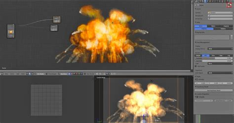 tutorial blender vfx create realistic explosions in blender cg tutorial