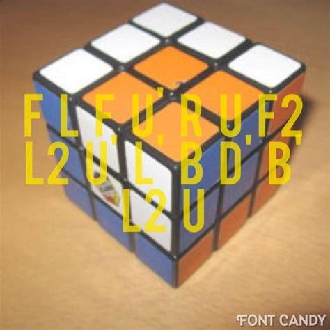 flower pattern on rubik s cube rubik s cube patterns 3
