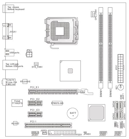 sata layout design guide hp and compaq desktop pcs motherboard specifications ms