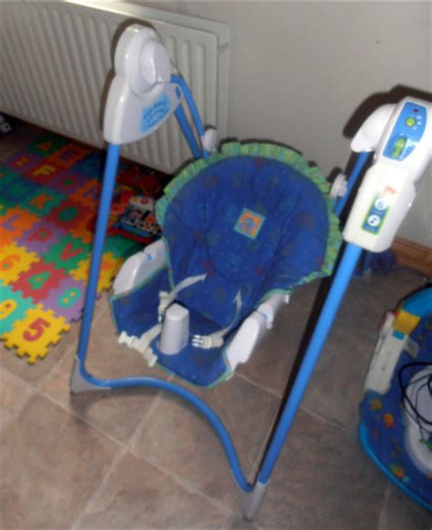Magical Mobile Swing Linkadoos Fisher Price For Sale In