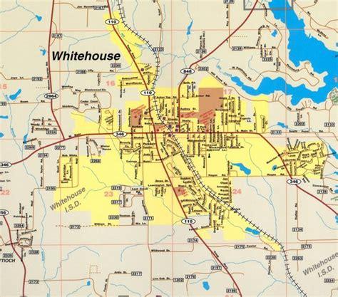 white house texas whitehouse city map whitehouse texas mappery