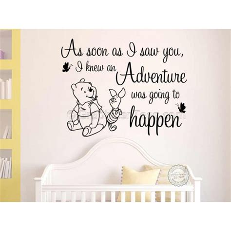 winnie the pooh quotes wall stickers winnie the pooh quotes wall stickers peenmedia