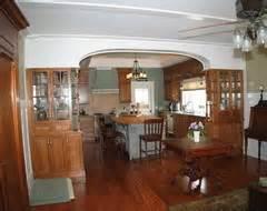 Kitchen Living Room Divider Renovation Detail The Built In Room Divider