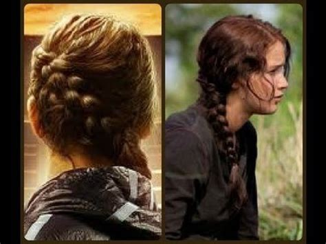 Katniss Everdeen Hairstyles by Katniss And Peeta Livinginaworldoflitterature