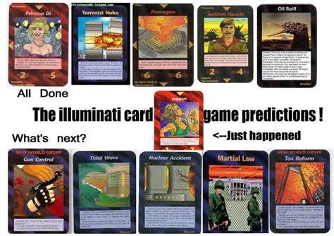 illuminati card 1995 all cards illuminati card predictions and prophecy sheep no more