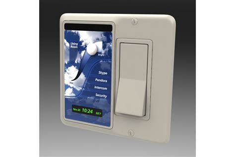 arduino smart light switch bright switch the generation of wall technology