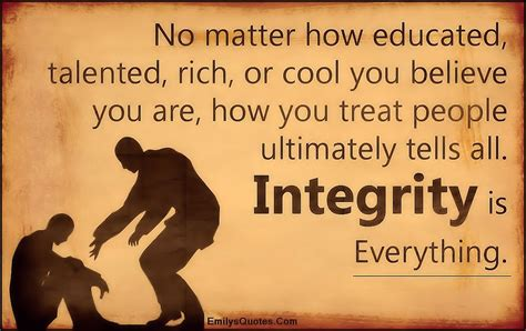 No Everything meaning of integrity in simple words spiritual artwork