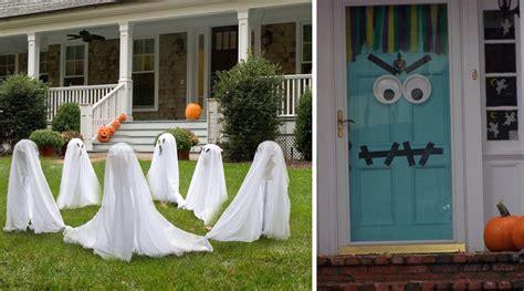 decorar oficina para halloween manualidades para decorar en halloween