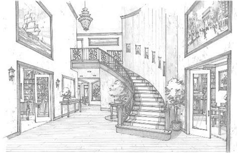 how to draw interior design drawing house plans design interior