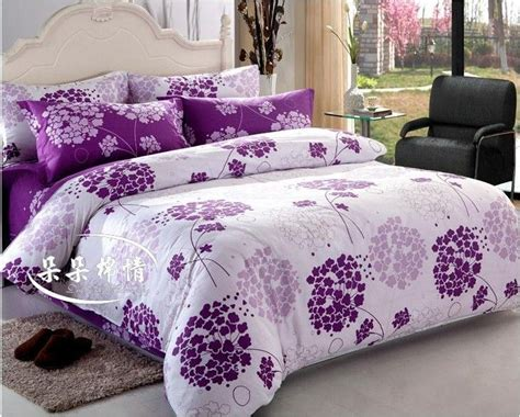 white and purple comforter white and purple bedding divesplashes bedding