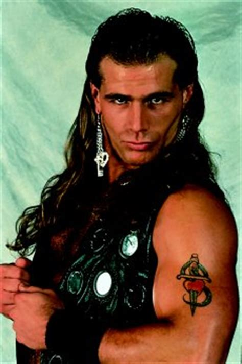 shawn michaels tattoo pics photos pictures of his tattoos
