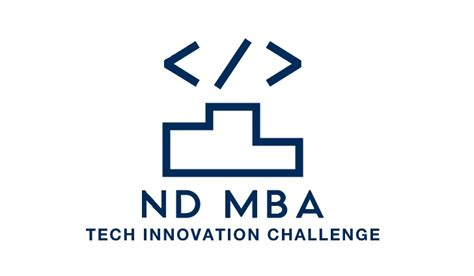 Mba Program Tech by Mba Echoes Inside Notre Dame S Mba Program