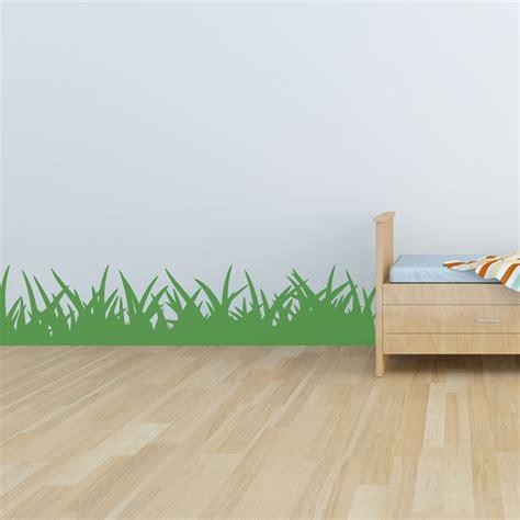 grass wall stickers grass wall decal sticker