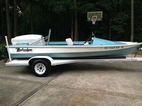 hydrodyne boats hydrodyne 18 tournament skier 1978 for sale for 5 500