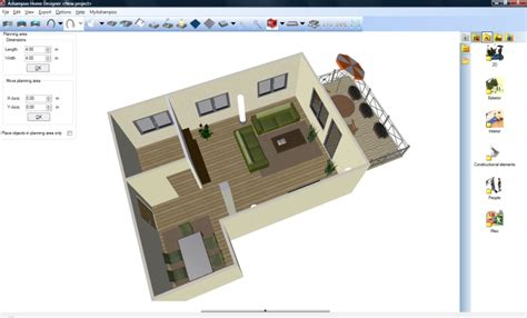 Home Design Software - see your future home or renovations in 3d best software